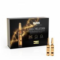 ISDINCEUTICS Flavo-C Melatonin Facial Antioxidante de Noche 30 ampollas – 60 ml