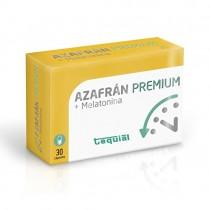AZAFRAN + MELATONINA Premium antioxidante