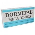 DORMITAL MELATONINA 30 CAPSULAS