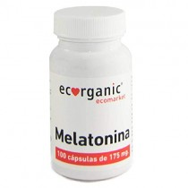 ECORGANIC Capsulas Melatonina 175Mg 100Ud Ecorgani