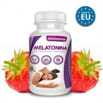 Melatonina 0,5mg con vitamina B6