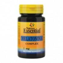 Melatonina 1 mg. complex 60 comprimidos con pasiflora