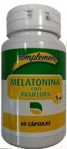 Melatonina Pura 60 Comp de Complement