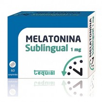 MELATONINA Sublingual 1 mg