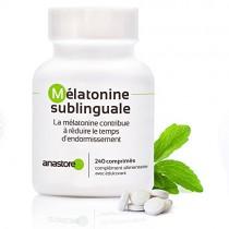 MELATONINA SUBLINGUAL | Pureza garantizada superior al 99%