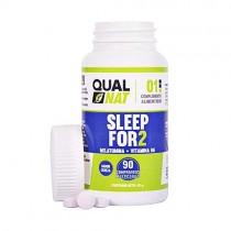 Melatonina ✔️Vitamina B6 ✔️ Ayuda a Dormir de Forma reparadora ✔️ 90 comprimidos masticables