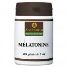 Mélatonina 1 mg 400 cápsulas duras