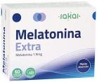 Sakai Melatonina Extra – 60 comprimidos masticables