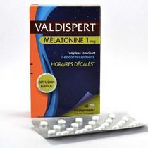 Valdispert Melatonina 1 Mg 50 comprimidos orodispersables