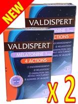 Valdispert – Valdispert melatonina 4 ACCIONES es un complemento alimenticio con melatonina